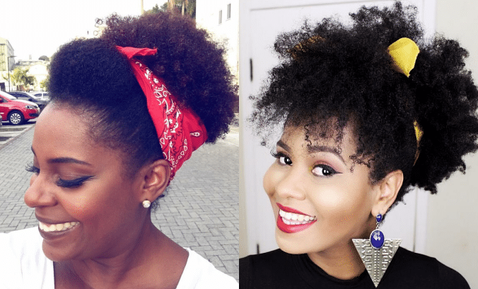 Foto 4 - Penteado com bandana: como salvar seu bad hair day