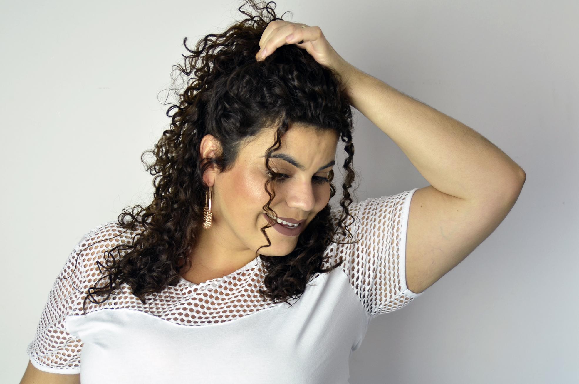 Foto03 CamilaCura - Penteado Half bun: conheça o passo a passo