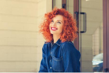 cabelo tipo 3a - Tons de ruivo: fotos, dicas, coloração e cuidados