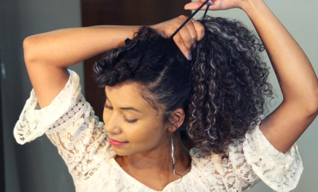 04 630x381 - Penteados de madrinha: fotos e dicas de penteados para madrinha de casamento