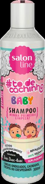 SHAMPOO {MINHA PRIMEIRA LIMPEZA} #TODECACHINHO BABY