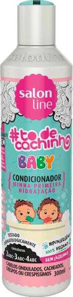 CONDICIONADOR {MINHA PRIMEIRA HIDRATAÇÃO} #TODECACHINHO BABY