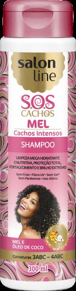 SHAMPOO S.O.S CACHOS MEL – CACHOS INTENSOS