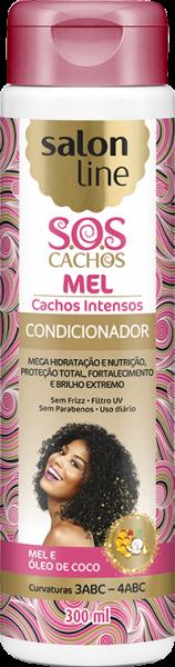 CONDICIONADOR S.O.S CACHOS MEL – CACHOS INTENSOS