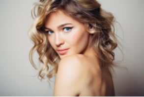 long bob 04 - Cortes para cabelos ondulados: inspirações e tendências para 2019