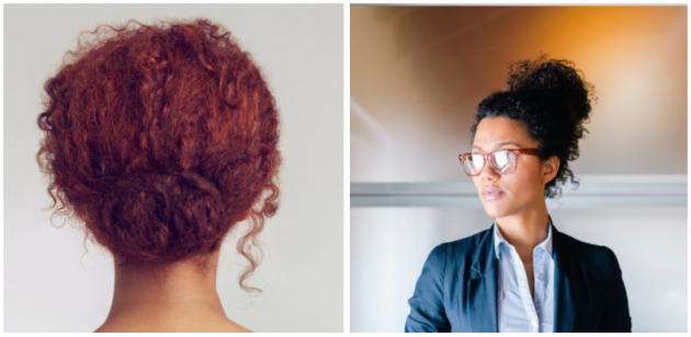 cabelos crespos penteado 630x308 - Penteados para cabelos crespos e cacheados: 60 inspirações