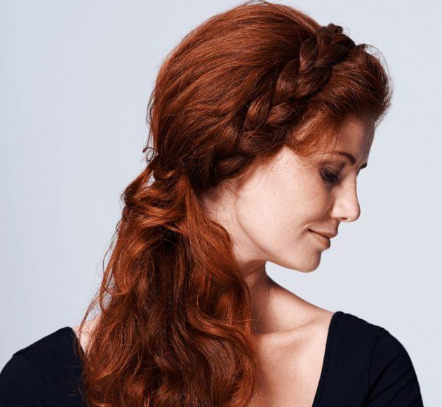 Penteados para Casamento Madrinhas 47 630x579 - Penteados para casamento madrinhas: 60 penteados incríveis para 2018