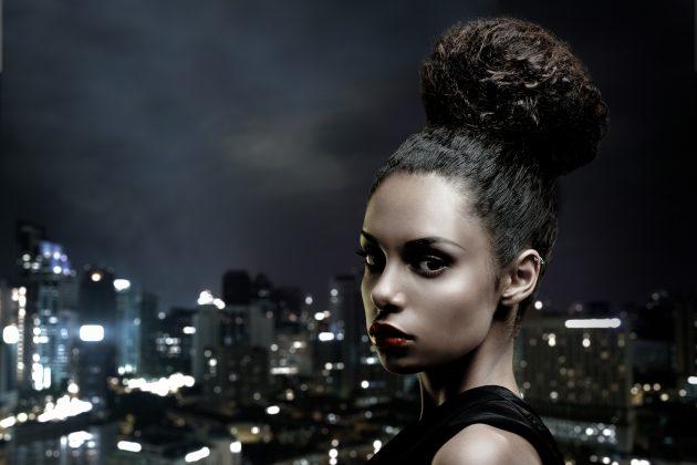 coque rosquinha 1 630x420 - Penteados para cabelos: 60 inspirações de penteados lindos