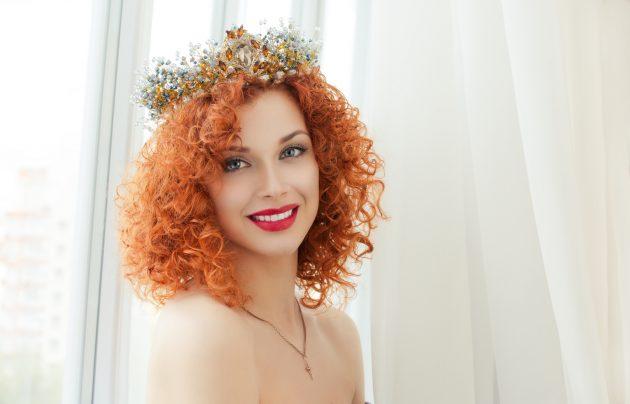 fios soltos e definidos 2 630x404 - Penteados para cabelos: 60 inspirações de penteados lindos