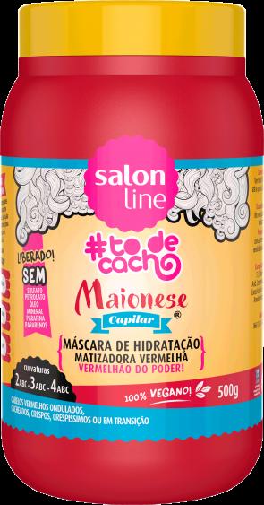 MAIONESE MATIZADORA VERMELHA {VERMELHÃO DO PODER!} #TODECACHO