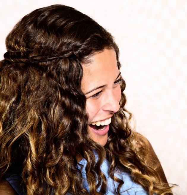 Penteados para festa 4 630x656 - Penteados para festa de casamento: dicas de penteados para cabelos curtos, médios e longos