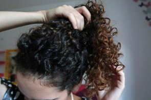 penteados para festa 5 295x197 - Penteados super fáceis para festa