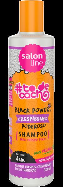 SHAMPOO BLACK POWER CRESPÍSSIMO PODEROSO {MEU CRESPO PIRA!}