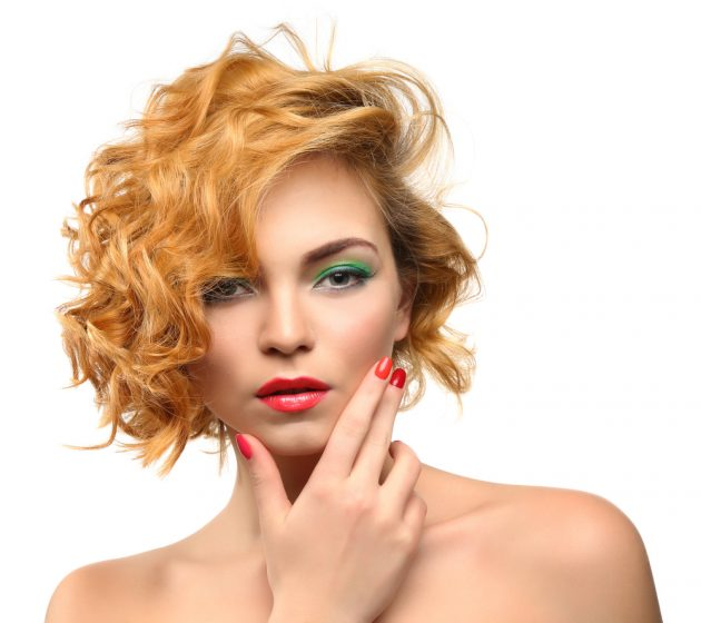 Corte de cabelo curto repicado 2 630x560 - Corte de cabelo curto repicado: inspirações de cortes com franja, em camada e outros