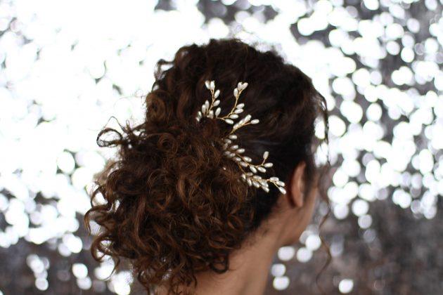 Penteados para mãe da noiva cabelo médio 4 630x420 - Penteados para mãe da noiva: inspirações de penteados para cerimônias de dia ou noite