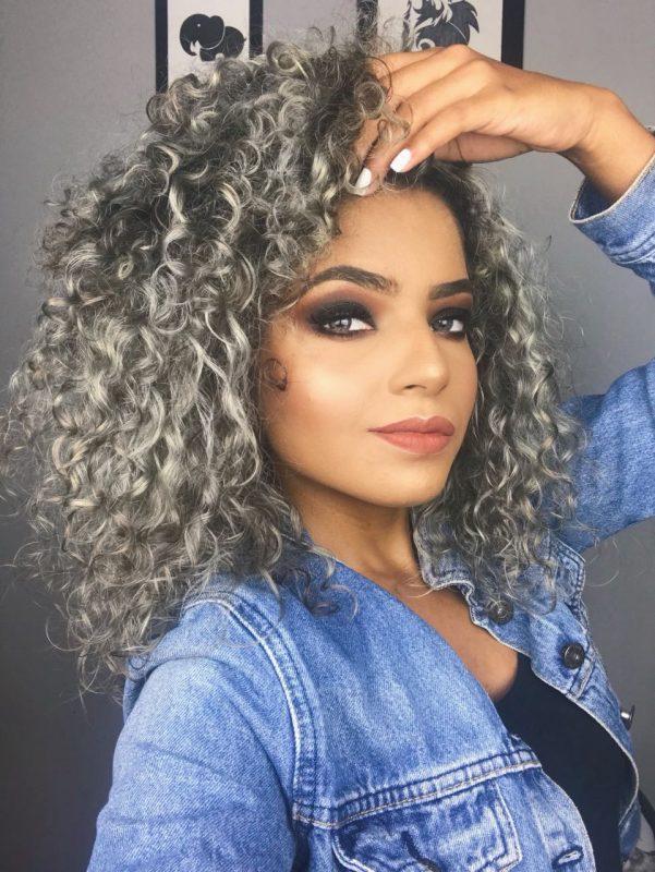 WhatsApp Image 2018 03 23 at 15.12.46 601x800 - Cabelo cinza: como aderir a tendência granny hair