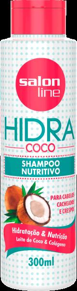 SHAMPOO HIDRA LEITE DE COCO