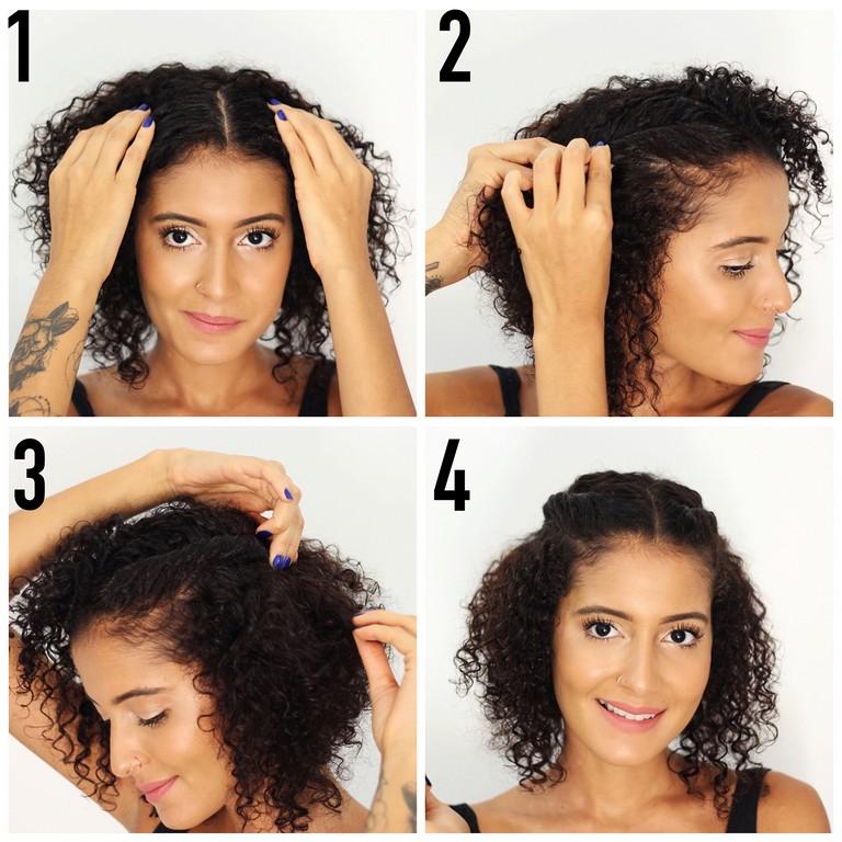 penteados para casamento convidada - Penteados para casamento convidada: Inspirações para apostar