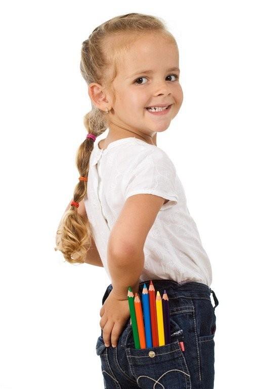 tranças 1 - Penteados para daminhas: dicas de penteados fáceis e elegantes