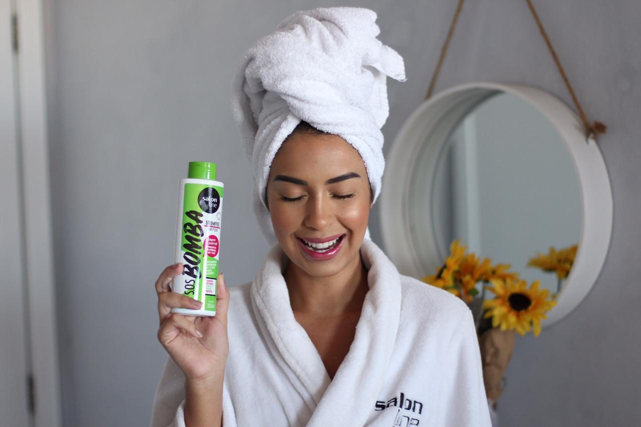 Ju louise 3 - Quando usar shampoo Detox?