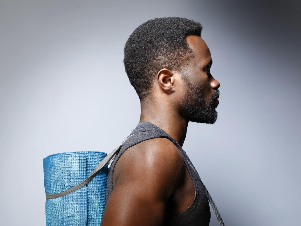 corte de cabelo afro masculino10 - Corte de cabelo afro masculino: Melhores modelos, finalização e dicas