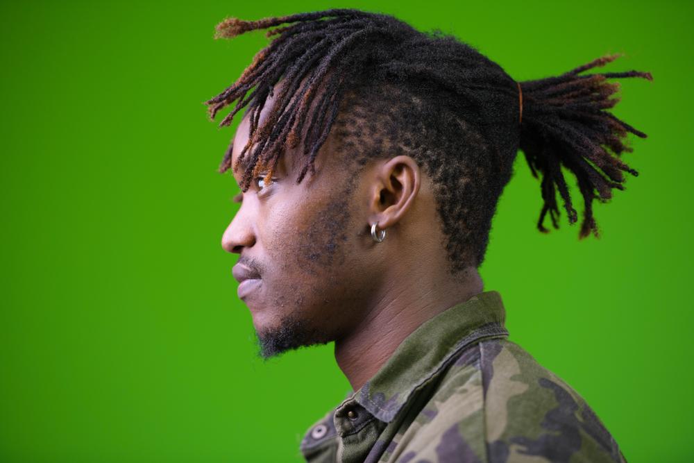 corte de cabelo afro masculino5 - Corte de cabelo afro masculino: Melhores modelos, finalização e dicas
