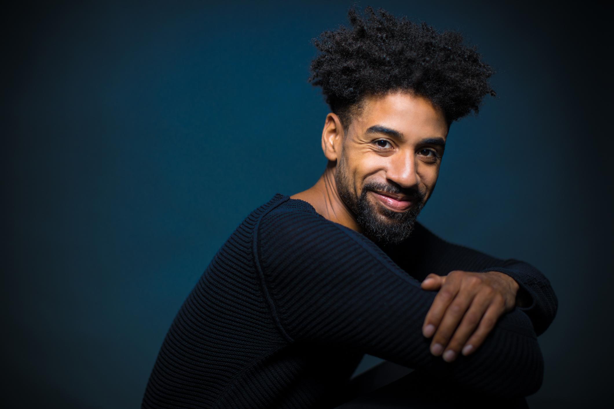 corte de cabelo afro masculino9 - Corte de cabelo afro masculino: Melhores modelos, finalização e dicas