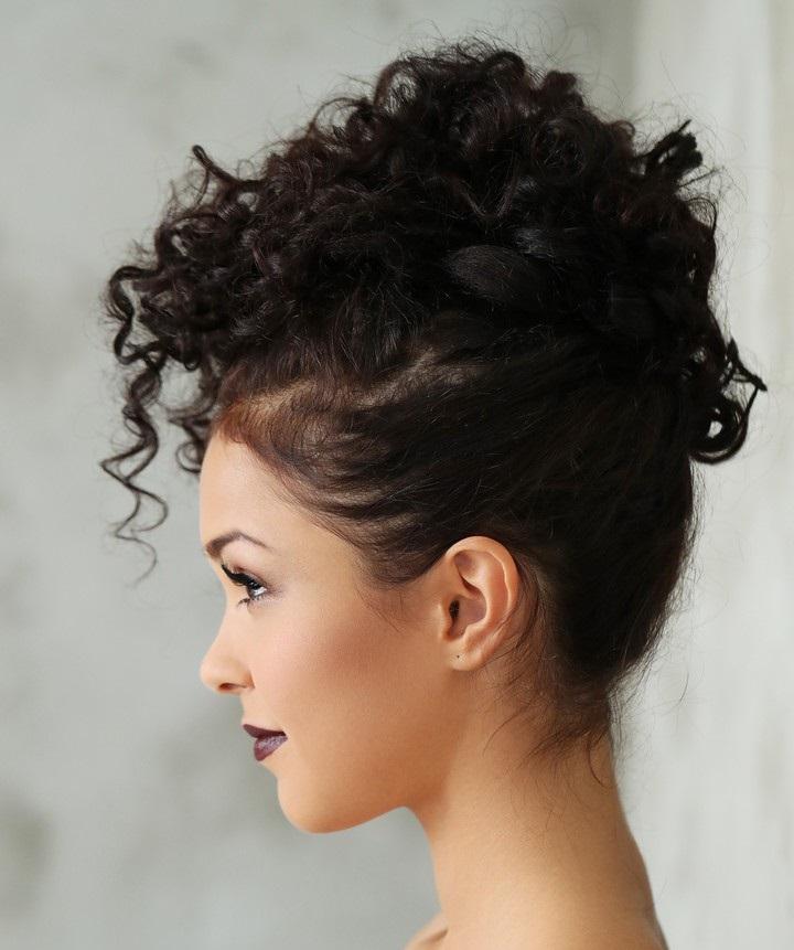 penteados oara fazer em casa 31 - Penteados para fazer em casa: dicas e 80 inspirações