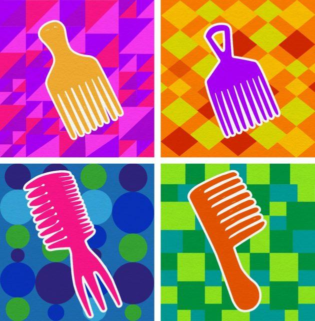 09f9969c 5ac5 47f6 b02a 6b892d039bf4 630x641 - Sim, o pente faz diferença! Descubra qual é o pente para cabelo cacheado perfeito para as suas molinhas