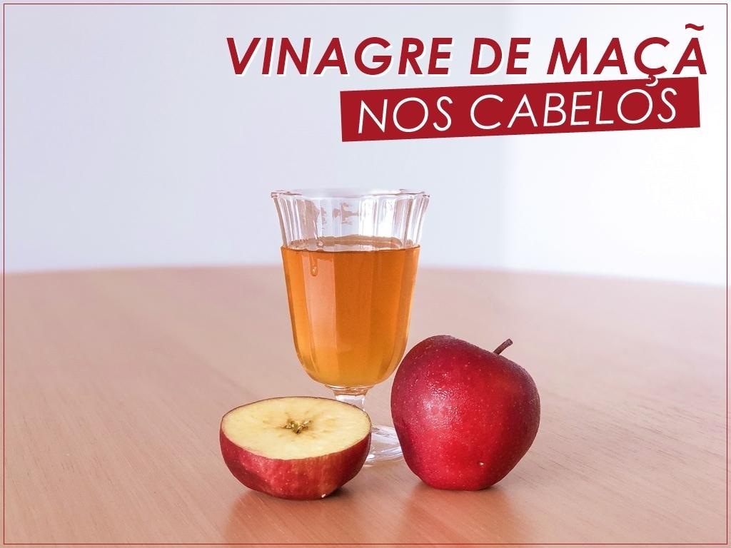 O poder do vinagre de maçã