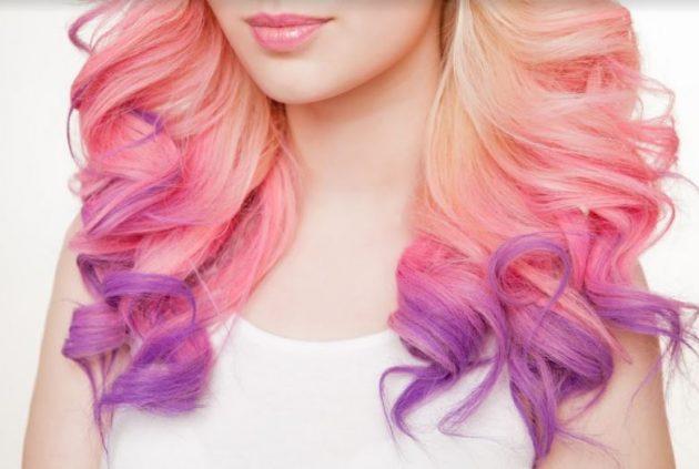 ombre hair ousado 630x423 - Dúvidas sobre cabelos coloridos? Respondemos à todas elas para você!