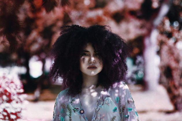Cabelo roxo - Dúvidas sobre cabelos coloridos? Respondemos à todas elas para você!