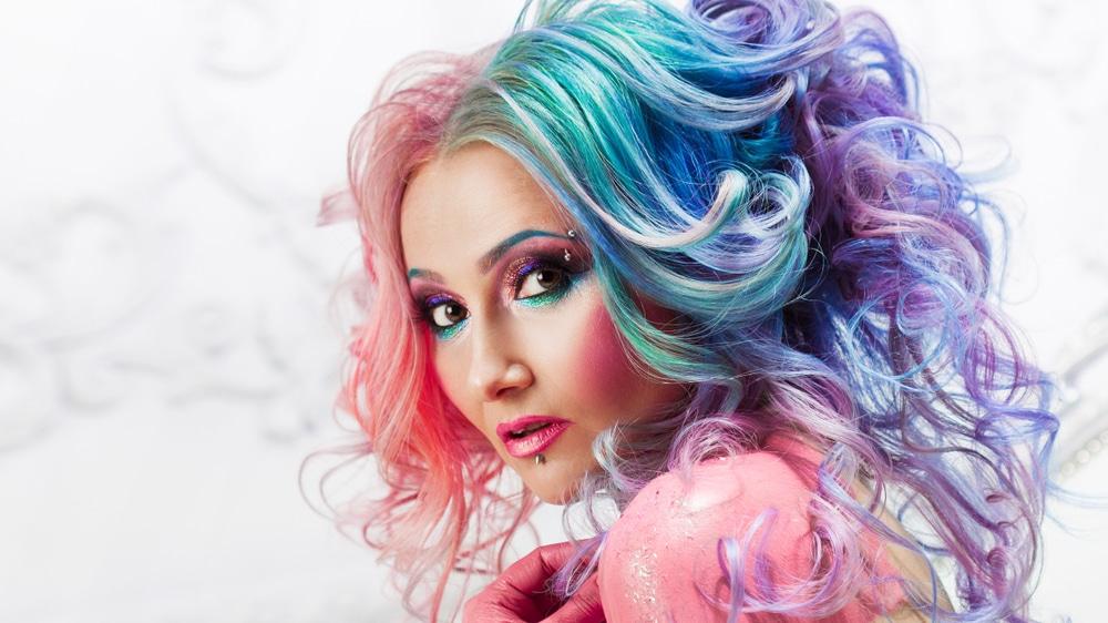 cabelo unicornio5 - Dúvidas sobre cabelos coloridos? Respondemos à todas elas para você!