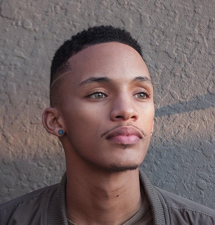 corte de cabelo masculino degrade 9 - 16 cortes de cabelo masculino crespo para nunca mais dizer que ficou sem criatividade