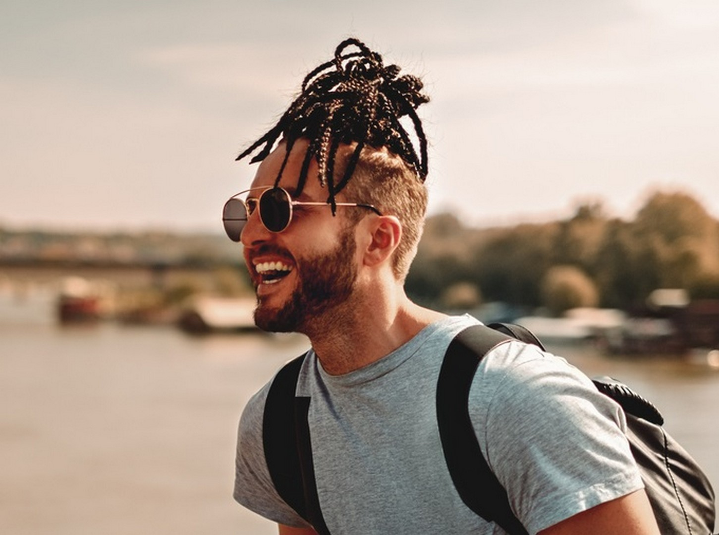 16 cortes de cabelo masculino crespo para nunca mais dizer que ficou sem criatividade