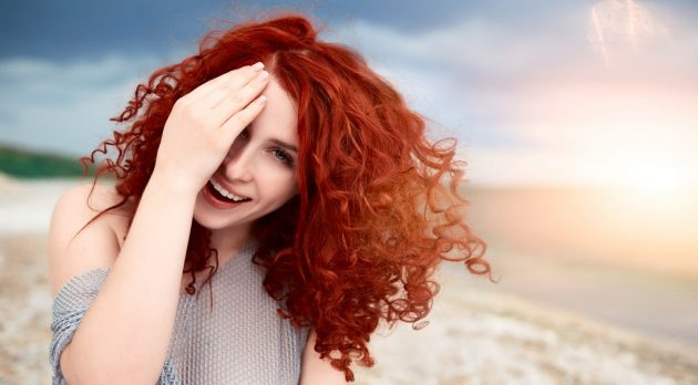 ruivo acobreado - Dúvidas sobre cabelos coloridos? Respondemos à todas elas para você!