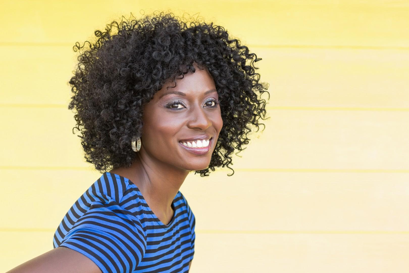 cabelos curtos 7 1 - Cabelos curtos para cacheadas e crespas: melhores dicas e tendências