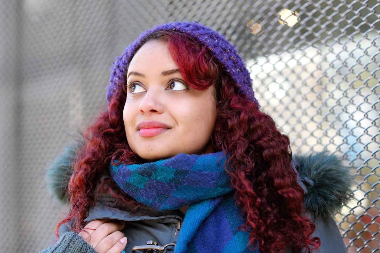 cabelo cacheado ruivo 20 - Quais os segredos para um cabelo cacheado ruivo sem defeitos?