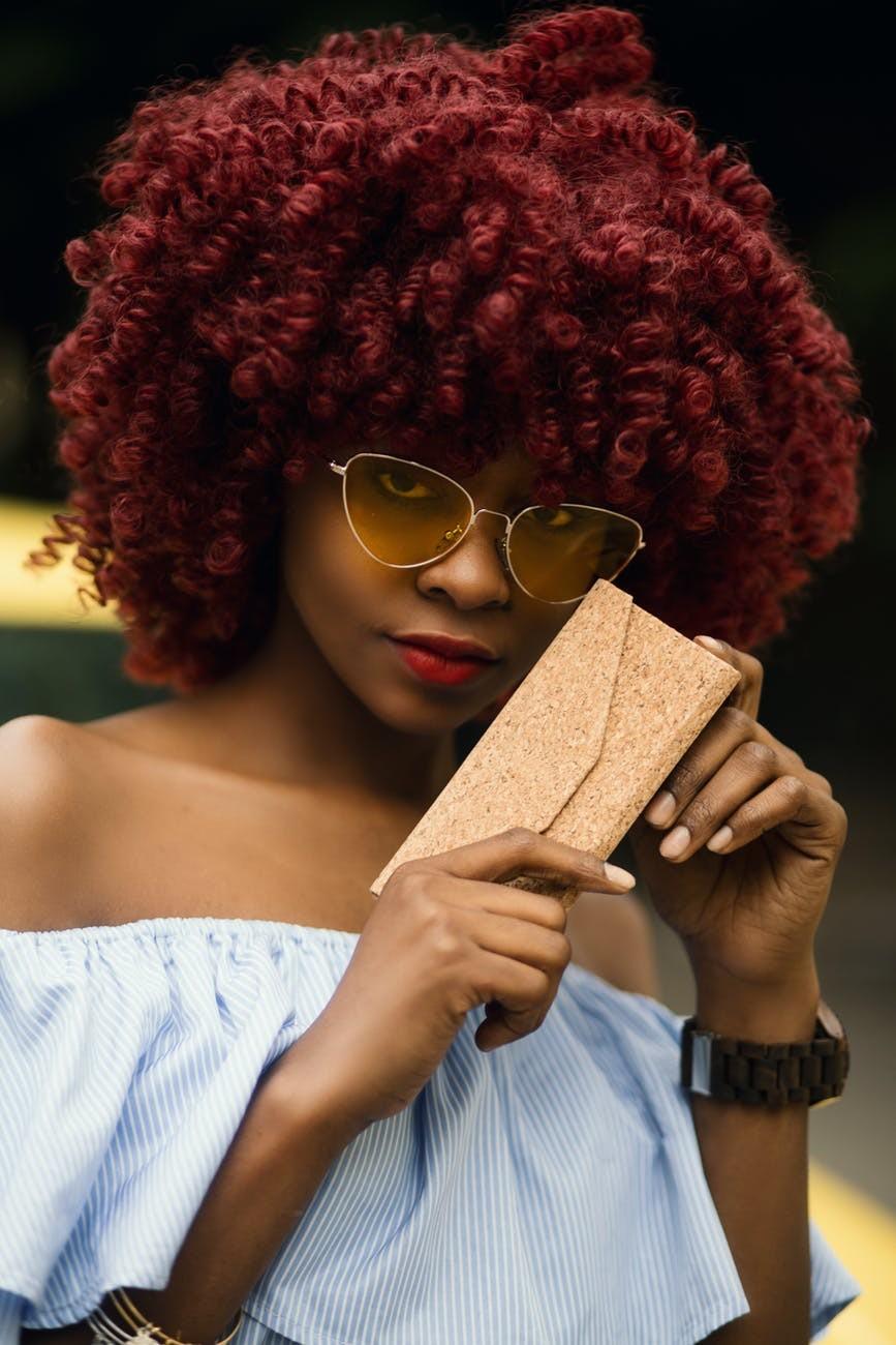 cabelo cacheado vermelho 5 - 5 modelos de cabelo cacheado vermelho para inspirar