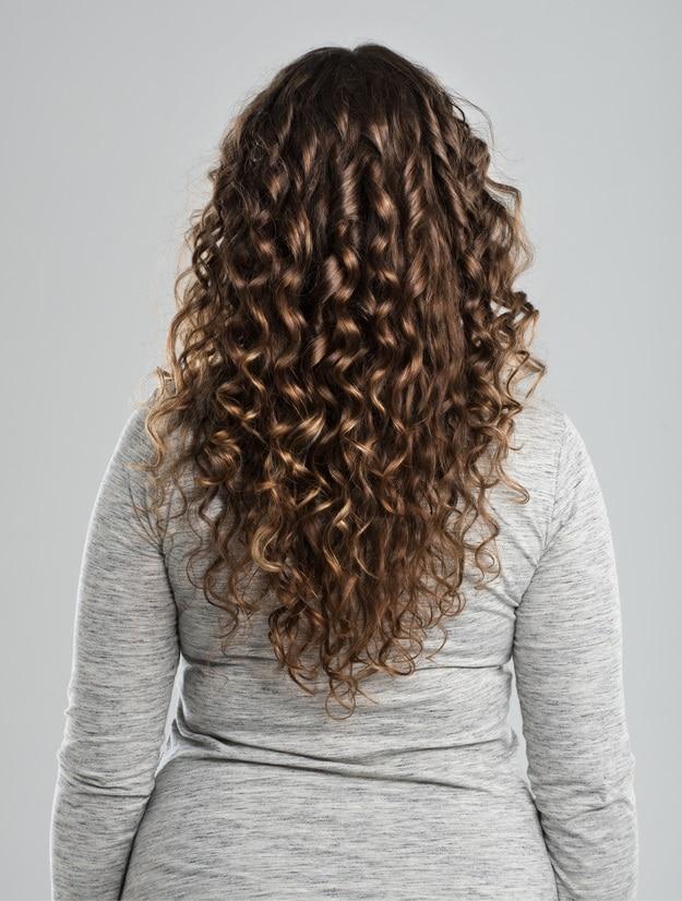 cabelo com base arredondada 1 - Cabelo loiro escuro: 30 fotos, dicas de coloração, cuidados e manutenção