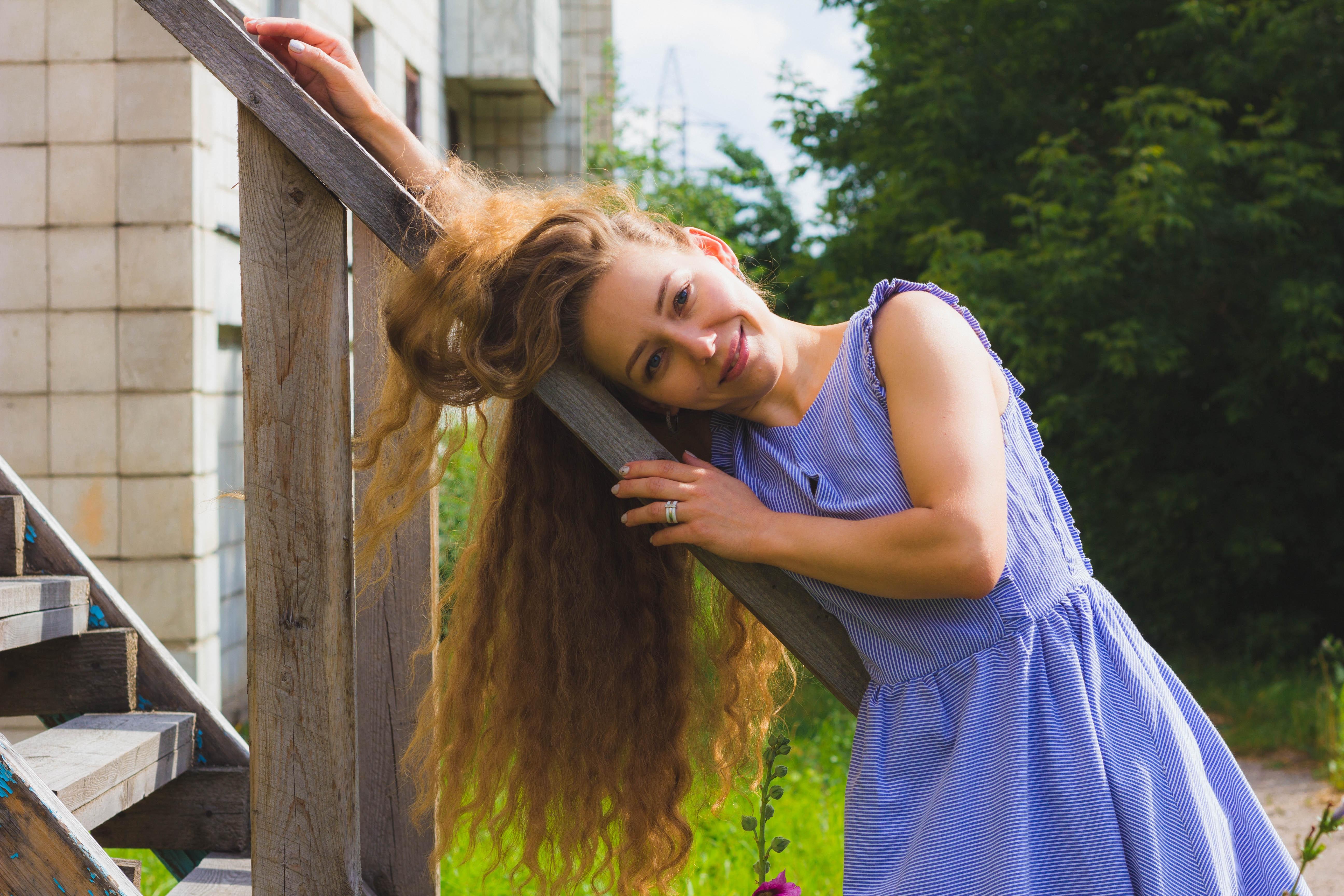 alisamento cabelo cacheado 2 - Como deixar os cachos e crespos lisos sem usar química
