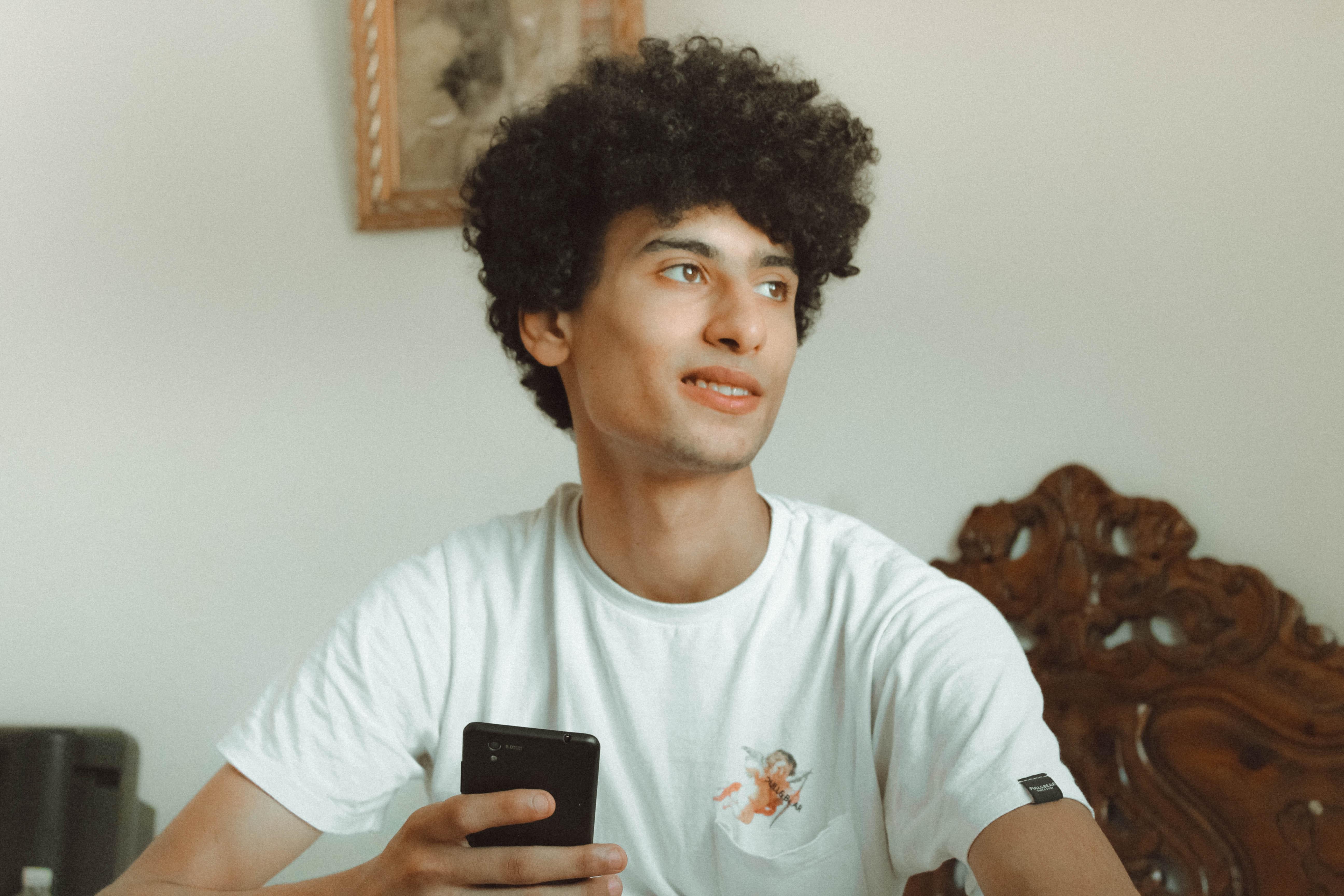 corte de cabelo crespo masculino 5 - 5 cortes de cabelo crespo masculino para se inspirar