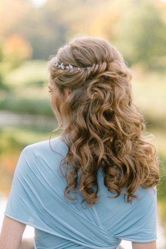 penteados amarrados 6 534x800 - Ideias de penteados amarrados para o dia a dia
