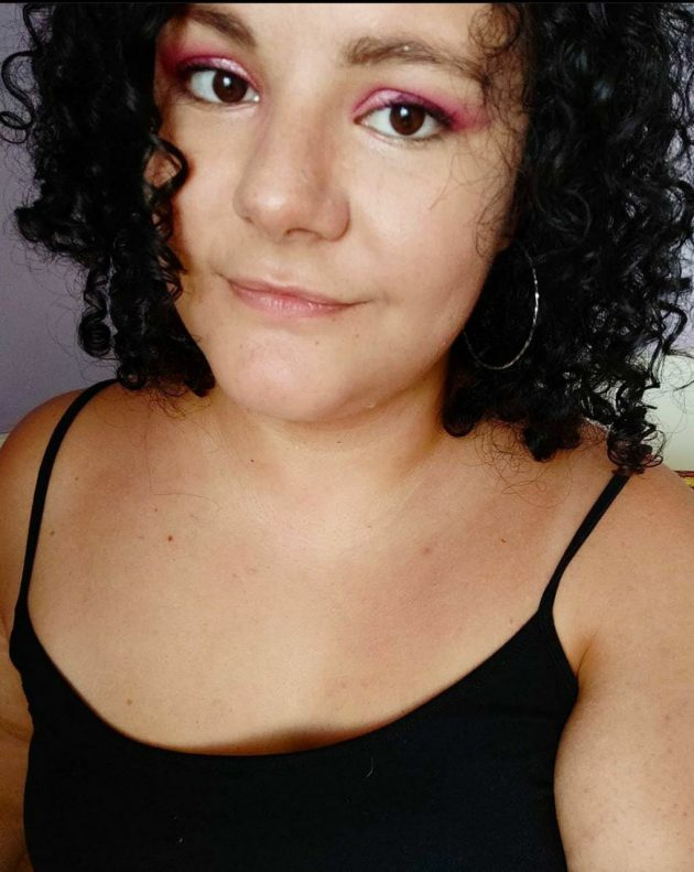transicao capilar barbara vargas 630x791 - Mulheres contam como foi ver seus cabelos após a transição capilar