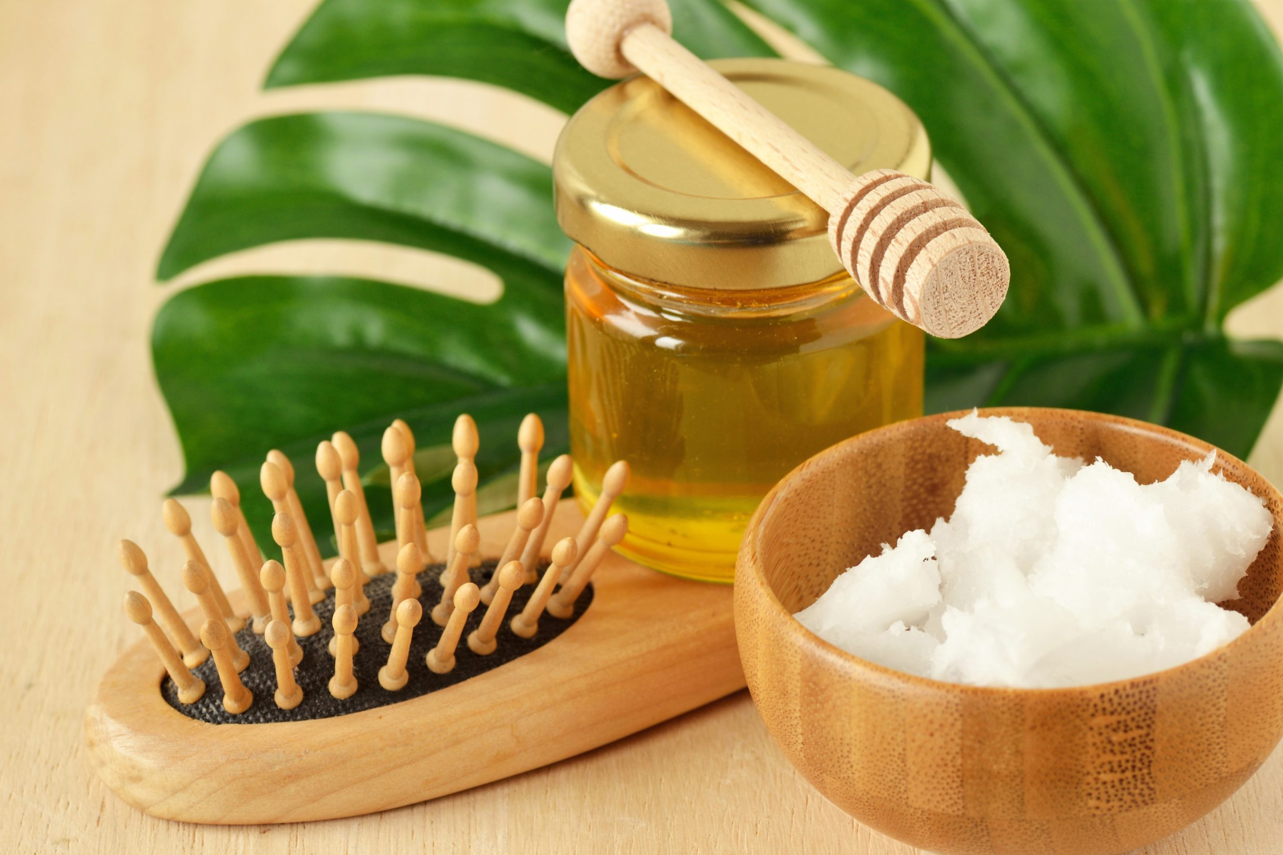 Receitas caseiras com mel para cabelo cacheado