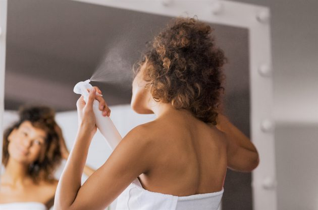 day after salon line 630x417 - Day after: cachos revitalizados com spray caseiro! Saiba como fazer