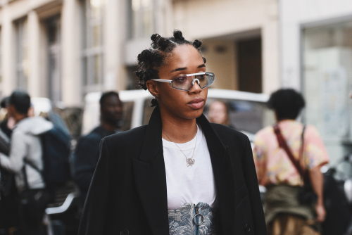 bantu knot cabelo tipo 5 - Penteados para arrasar com seu cabelo tipo 5