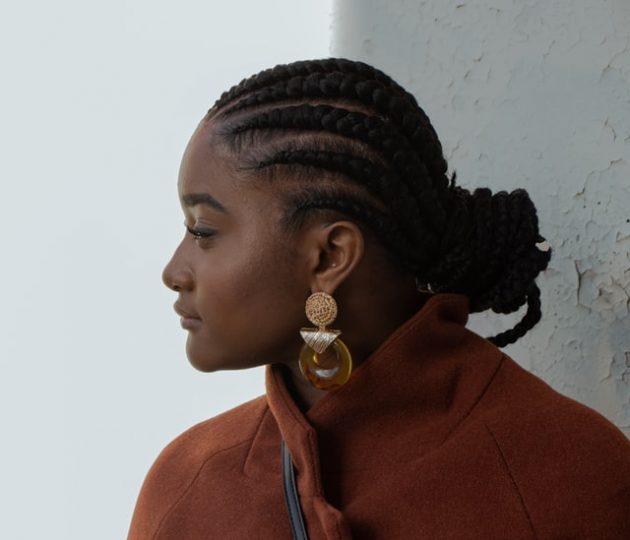 penteados para cabelos com trancas 630x540 - 10 penteados com tranças para experimentar agora!