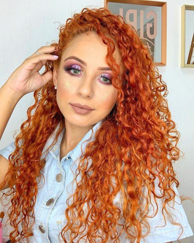 cabelo cacheado descolorido 630x788 - Como recuperar os cachos depois da descoloração: cuidados, dicas e produtos para voltar os cachos do cabelo.