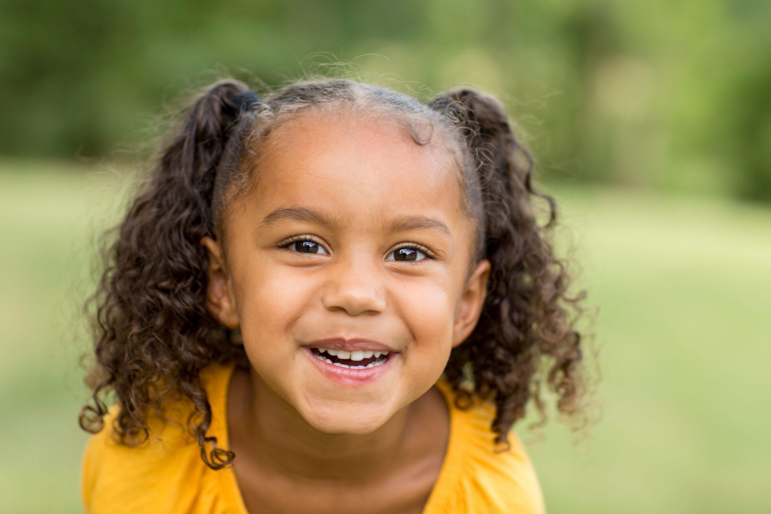 ideias de cabelo infantil scaled - Chega de choro: como pentear o cabelo infantil sem sofrimento